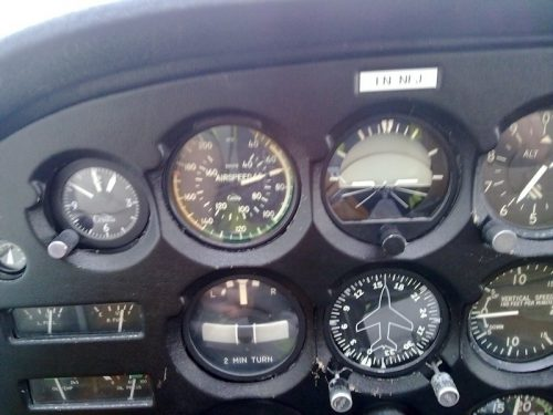 Slow flight. 70 miles og holde høyden