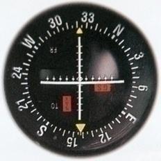ILS-instrumentet ser slik ut