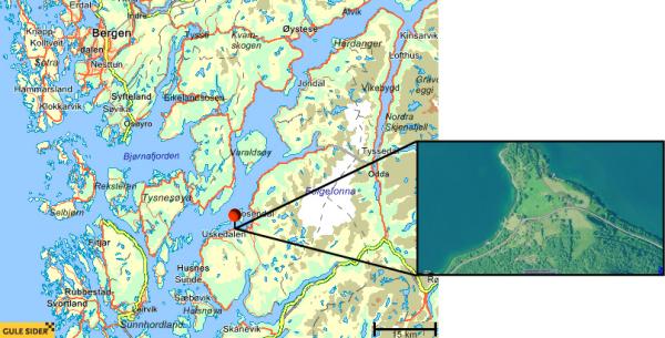 Klikk i kartet for å gå til kartportalen